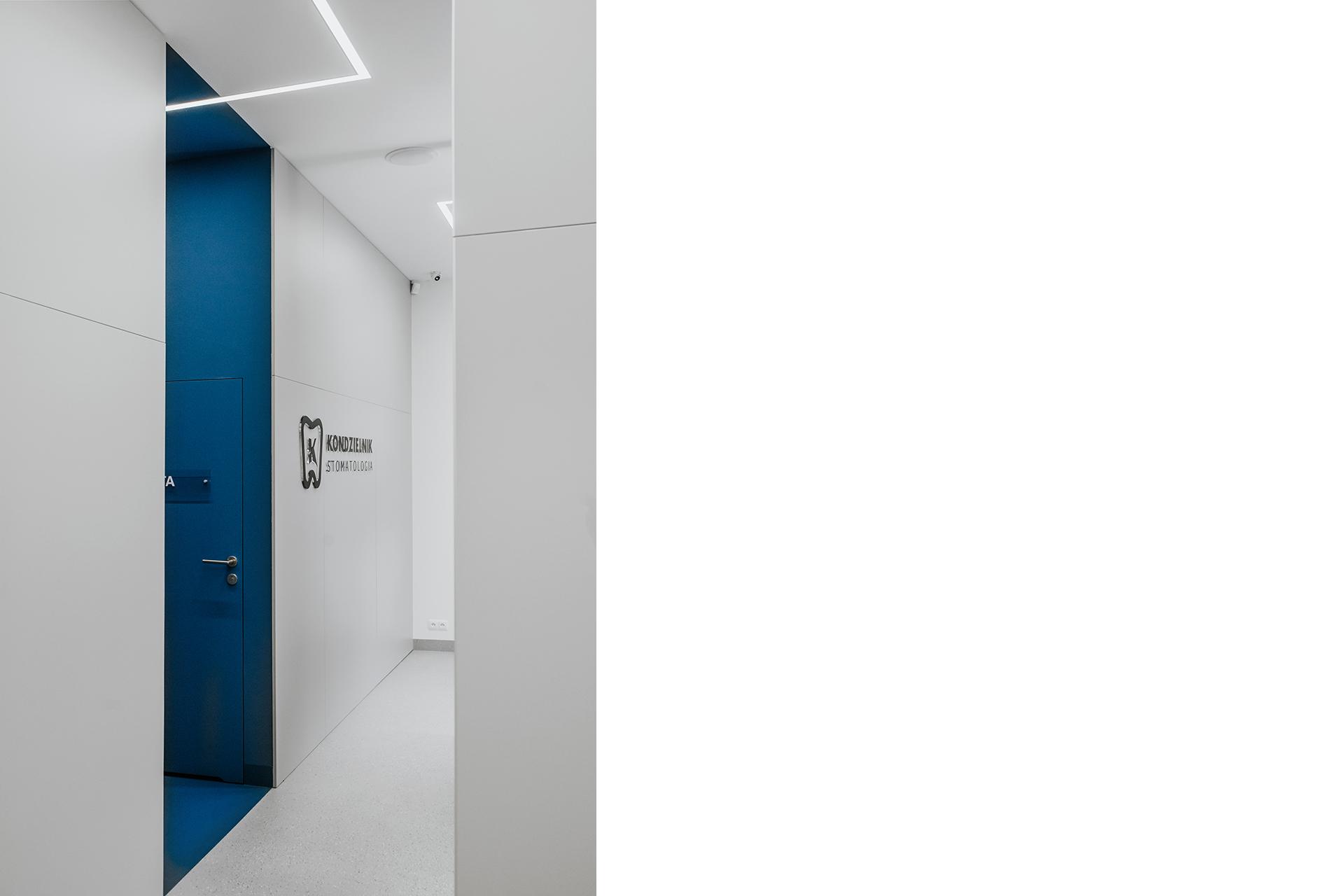 Dental surgery - Joanna Kubieniec i Katarzyna Długosz - Biuro architektoniczne w Katowicach
