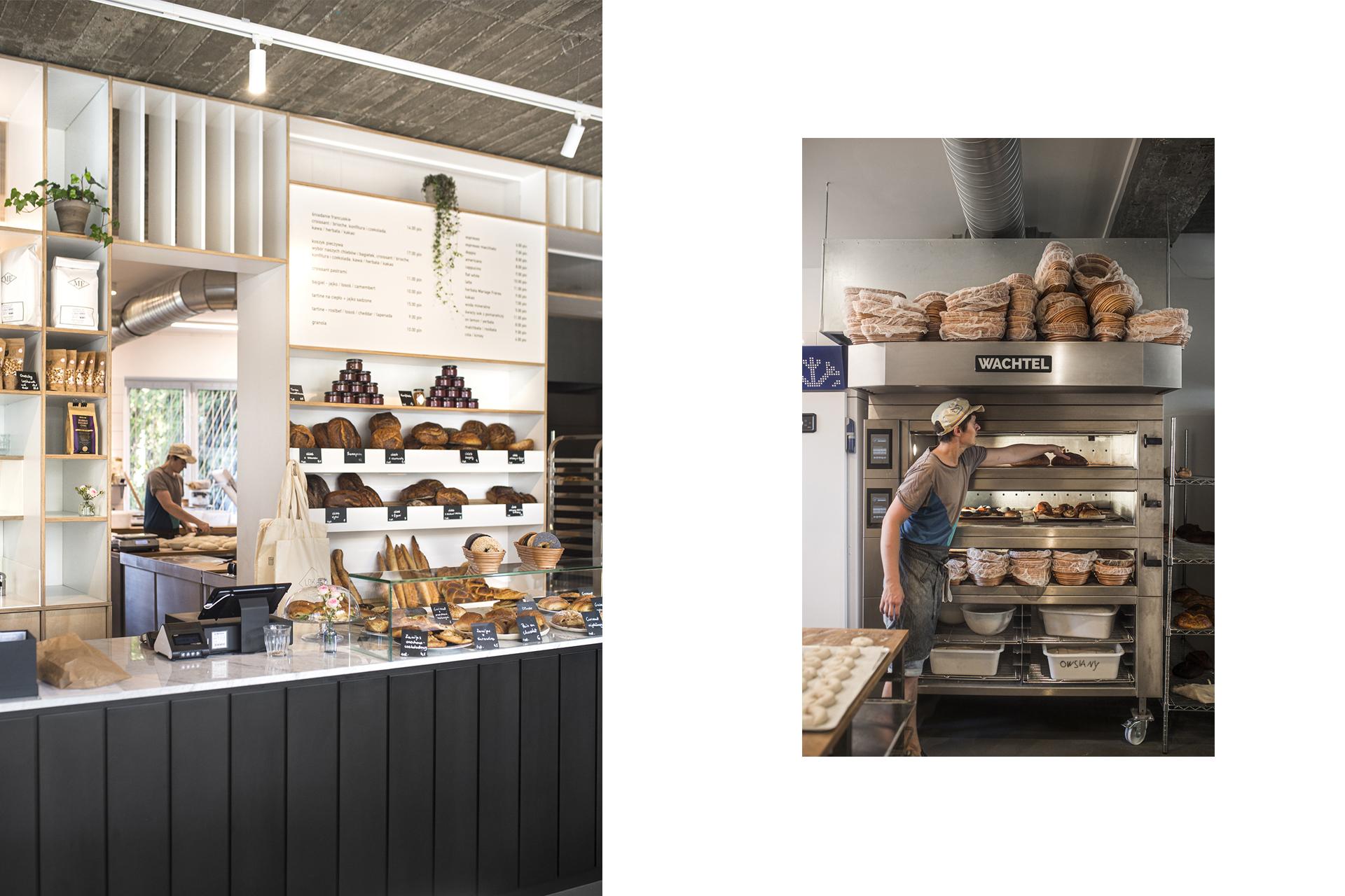 Lokal Bakery Piotrowice - Joanna Kubieniec i Katarzyna Długosz - Biuro architektoniczne w Katowicach
