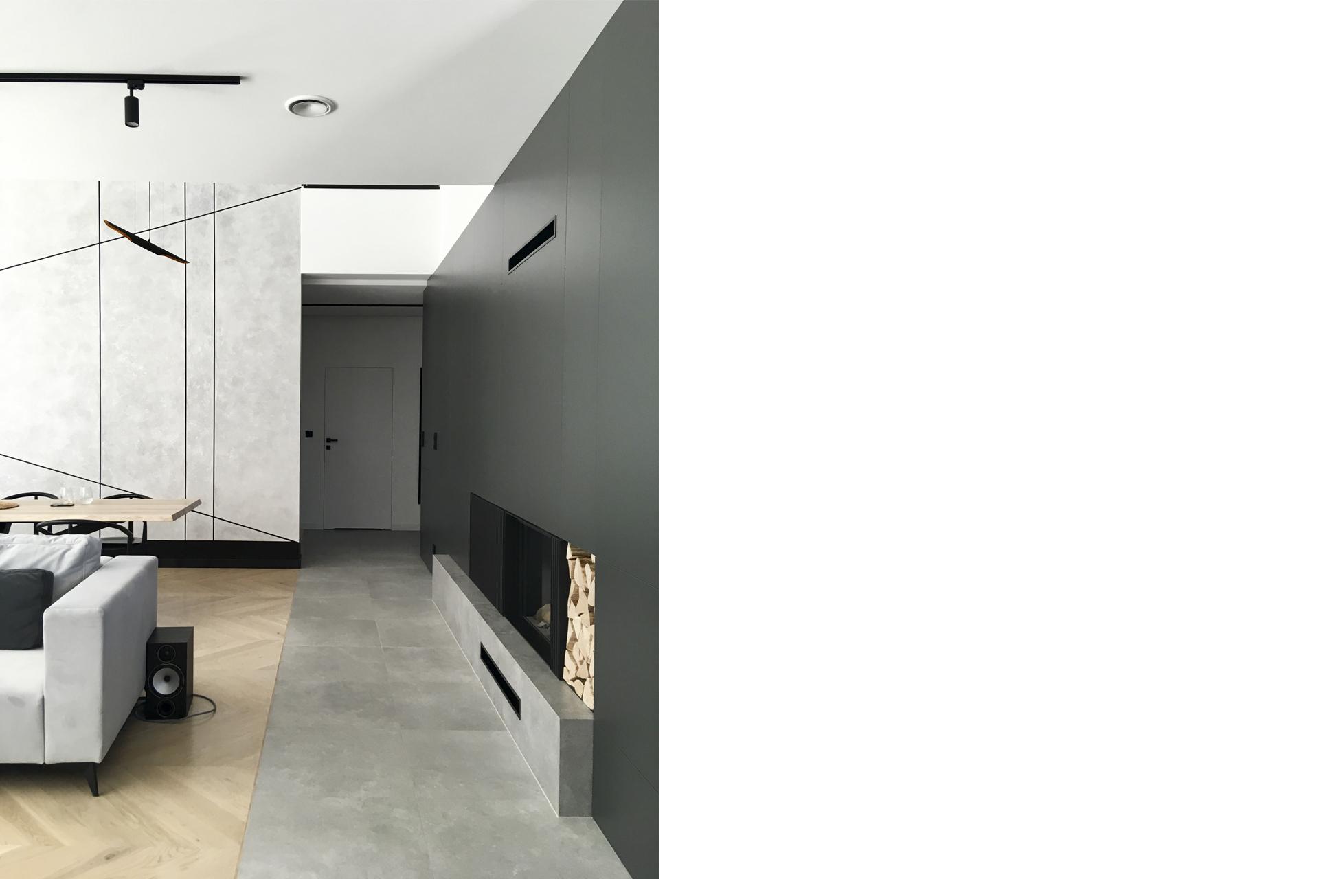 House in Gierałtowice - Joanna Kubieniec i Katarzyna Długosz - Biuro architektoniczne w Katowicach